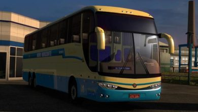 Photo of Marcopolo G6 1200 6X2 V1.3 ETS2 1.39