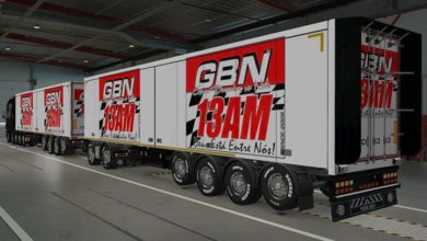 Photo of Owned Trailers GBN 13AM Skin ETS2 1.39