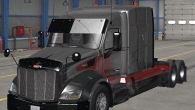 Photo of ETS2 – Peterbilt 579 Custom Truck V1.0 (1.39.x)