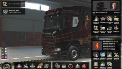 Photo of Profile Mod ETS2 1.39
