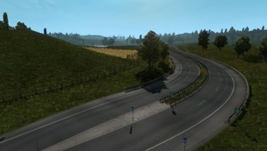 Photo of ETS2 – Projekt Cesko Map V0.21 Fix – A Better Czechia (1.39.x)