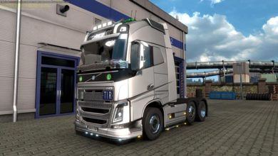Photo of Volvo Fh16 2012 Reworked Truck V3.1.5.1 ETS2 1.39