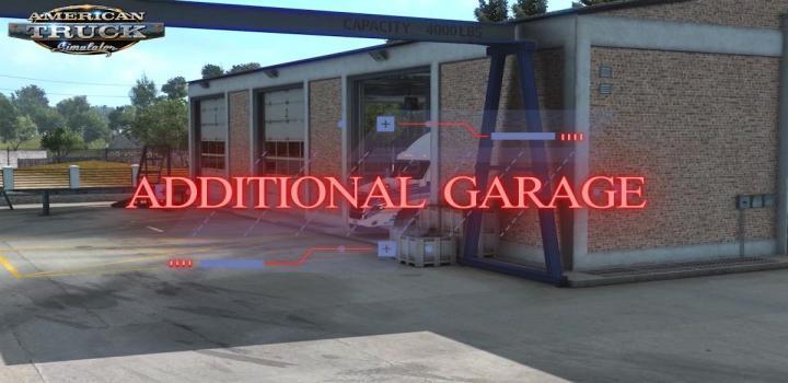 Photo of Additional Garage V1.0 ATS 1.39