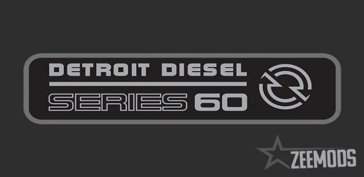 Photo of Detroit Diesel 60 Series Sound & Engine Pack V2.1 ATS 1.40