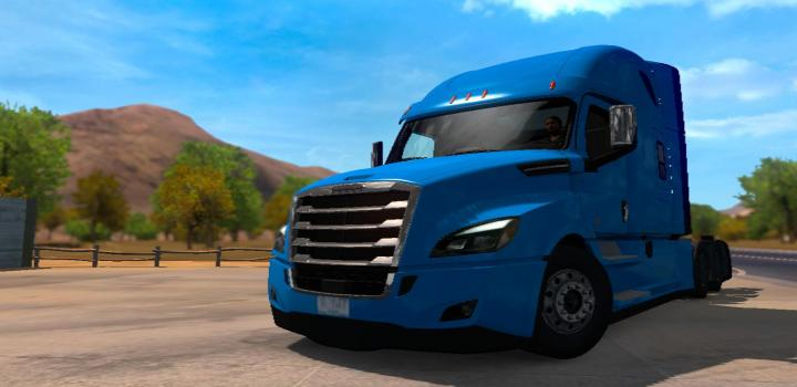 Photo of Freightliner Cascadia 2019 V1.5 SCS ATS 1.39