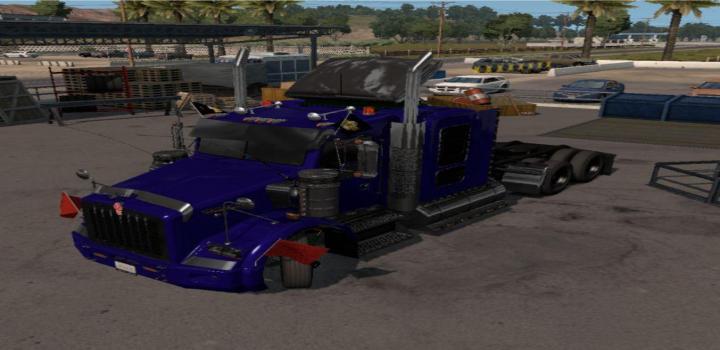 Photo of Kenworth T800 Truck ATS 1.39