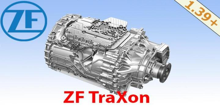 Photo of Zf Traxon Dynamicperform V1.0 ATS 1.40