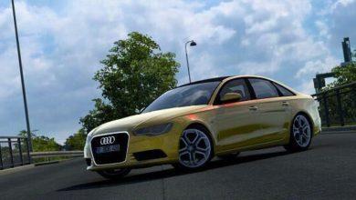 Photo of Audi A6 C7 V3.0 ETS2 1.40