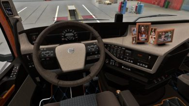 Photo of Beige Interior Volvo FH16 2012 V0.9 ETS2 1.40