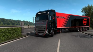 Photo of Combo Skin Volvo ETS2 1.39