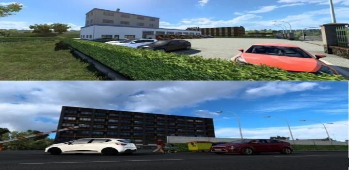 Photo of ETS2 – Extension For The Scs Map (1.40.x)