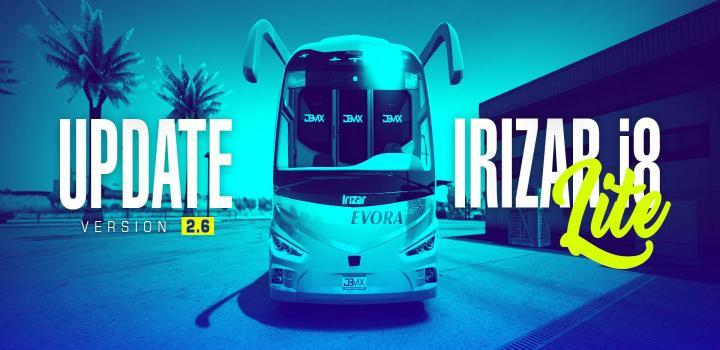 Photo of Irizar I8 V2.6 ETS2 1.39.x