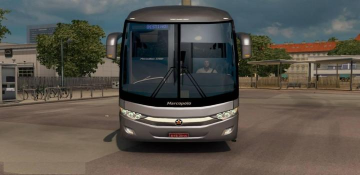 Photo of Marcopolo G7 1200 Bus ETS2 1.40