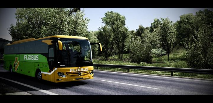Photo of New Tourismo Update ETS2 1.40