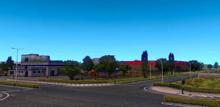 Photo of Old Calais V1.0 ETS2 1.40