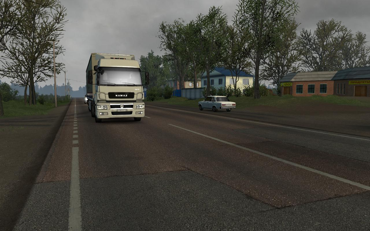Photo of Republic Of Karelia Map R5.0 ETS2 1.40