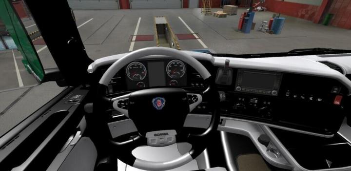 Photo of Scania R Interior ETS2 1.40