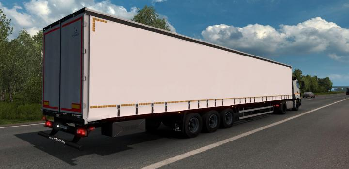 Photo of Tonar 9888/98881 Trailer ETS2 1.39
