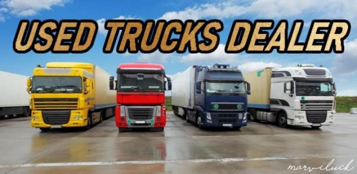 Photo of Used Trucks Dealer V1.5.2 ETS2 1.40