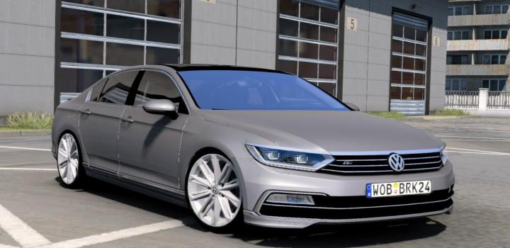 Photo of Volkswagen Passat V1R60 ETS2 1.40
