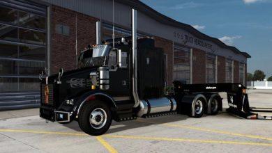 Photo of Kenworth T800 Custom Truck ATS 1.39
