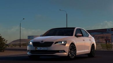 Photo of Skoda Superb 2017 V3.0 ATS 1.40