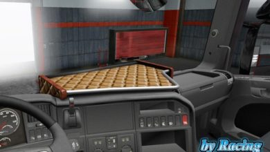 Photo of Truck Tables V7.1 ETS2 1.40