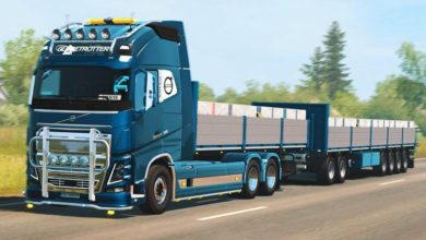 Photo of Rpie Volvo FH16 2012 Truck ETS2 1.40.0.115S