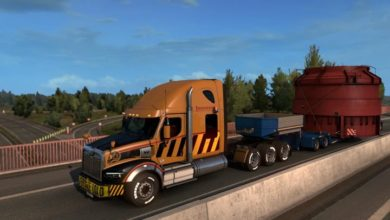 Photo of Western Star 49X Truck V1.0 ETS2 1.36