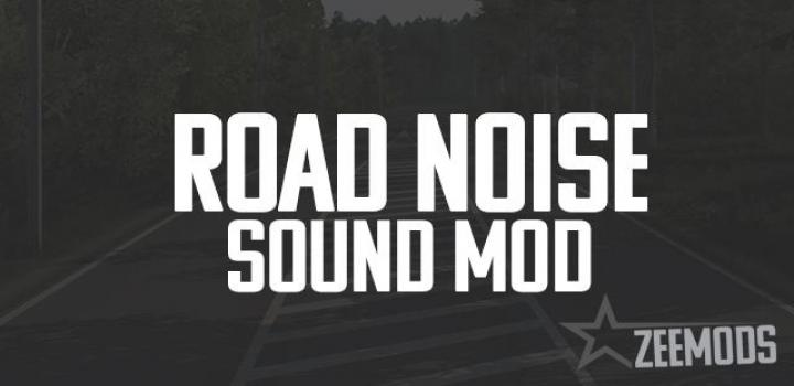 Photo of Road Noise Sound Mod V1.0 ATS 1.40