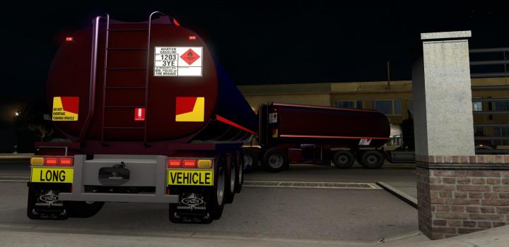 Photo of Swr Customs Aussie Tankers V1.0 ATS 1.40