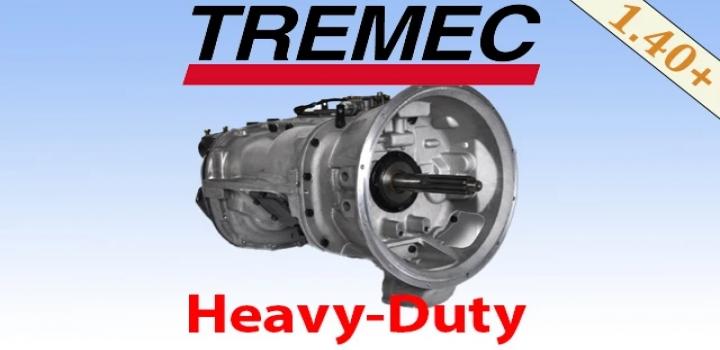 Photo of Tremec Heavy-Duty ATS 1.40