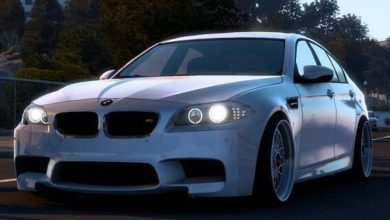 Photo of Bmw M5 F10 V6 ATS 1.40