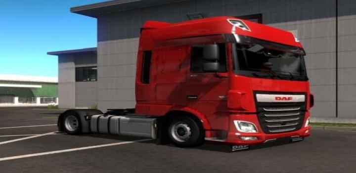 Photo of Daf Euro 6 Low Deck ETS2 1.39