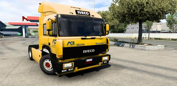 Photo of Iveco Turbostar – Beta V1.3 ETS2 1.40
