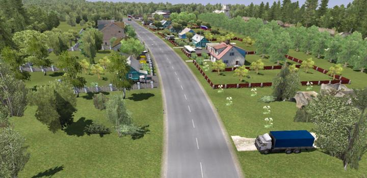 Photo of Project Caucasus V1.0A ETS2 1.39