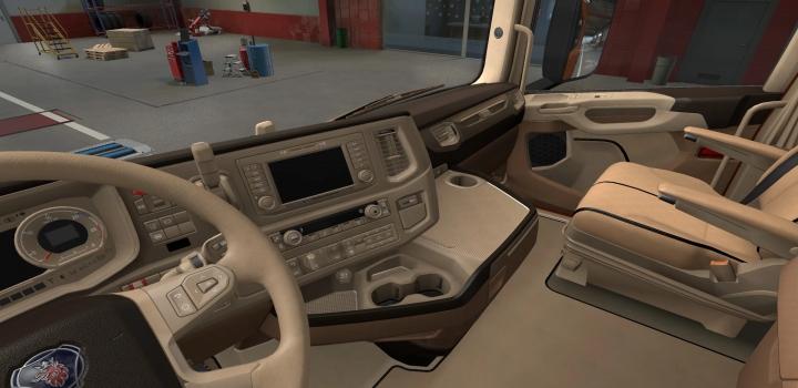 Photo of Scania S & R 2016 – Luxury Interior ETS2 1.40