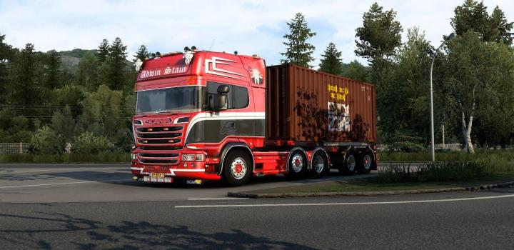 Photo of Scania V8 Sound Mod V11.5 ETS2 1.40