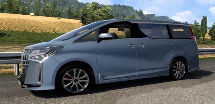 Photo of Toyota Alphard V0.0.1 ETS2 1.40