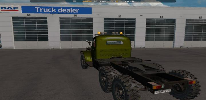 Photo of Zil 157 Re-Work V1.6 ETS2 1.39