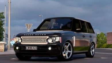 Photo of Land Rover Range Rover Supercharged V8 ETS2 1.40
