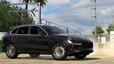 Photo of Porsche Cayenne Turbo S 2016 V5.0 ATS 1.40