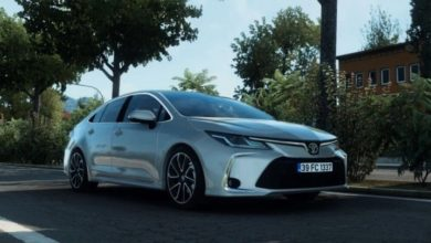 Photo of Toyota Corolla 2020 + Interior V1.6 ATS 1.40
