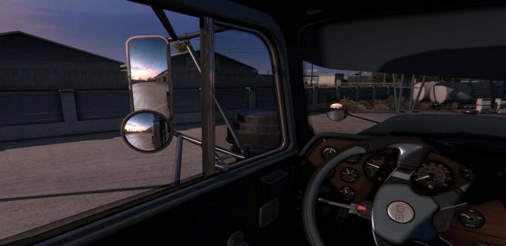 Photo of 3D Interior Mod V1.4 ATS 1.40