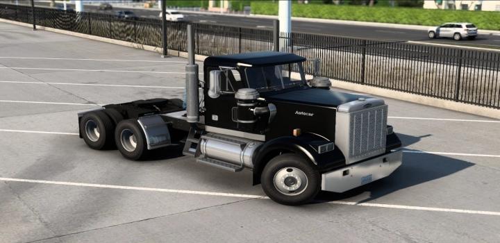 Photo of Autocar At & Dc Truck ATS 1.40