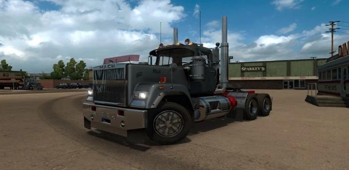 Photo of Classic Truck Traffic Pack V1.0 ATS 1.40