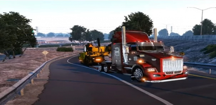 Photo of Custom Kenworth T800 ATS 1.40
