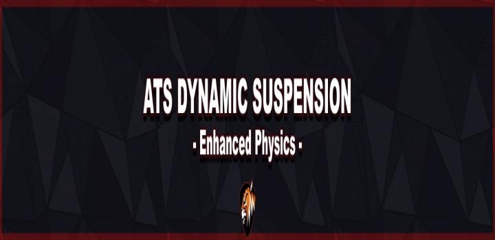 Photo of Dynamic Suspension V2.1.0 ATS 1.40