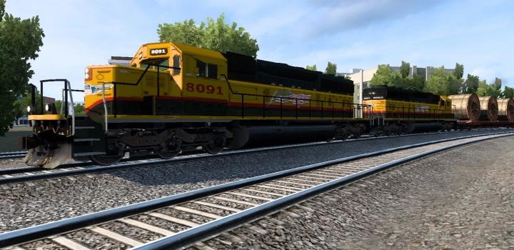 Photo of Improved Trains V3.7.3 ATS 1.40