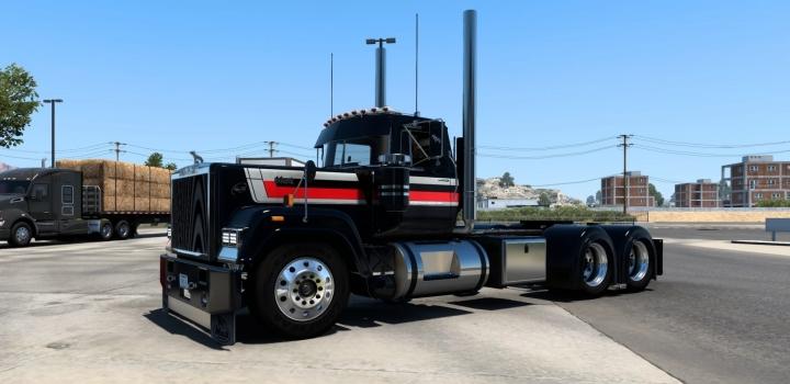 Photo of Mack Superliner Custom Truck ATS 1.40